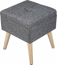 WOLTU Sitzhocker mit Stauraum Sitzwürfel