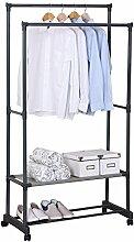 WOLTU SR0022 Kleiderständer Garderobenständer