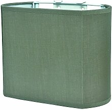 Woltz 355301–Wandleuchte Rechteck, 60W, grau