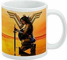 Wonder Woman Filmposter, Weiß