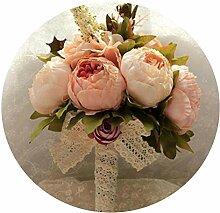 Wonderful You Brautstrauß Hochzeit künstliche