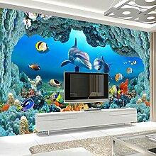 Wongxl 3D Decke Baby Schwimmbecken Kinder Zimmer
