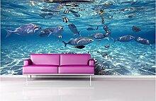 Wongxl 3D Große Wandbilder Tapete Tv Wohnzimmer