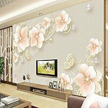 Wongxl 3D Wallpaper Tv Wand Im Wohnzimmer Sofa