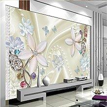 Wongxl Benutzerdefinierte Größe Wandbild Tapete