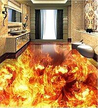 Wongxl Benutzerdefinierte Lodernde Flamme Brennen