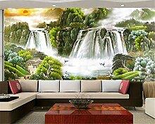 Wongxl Custom 3D Wallpaper Wandbild Landschaft