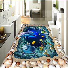 Wongxl  Custom 3D Wallpaper Wandbild Ocean World