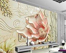 Wongxl Europäische 3D S Flower Lotus Foto