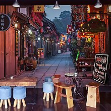 Wongxl Fresko Bar Hintergrund Wallpaper Tapete