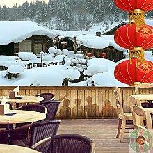 Wongxl Snow Wände Gegen Rauchen Holz Zimmer
