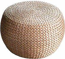 WONS Startseite Sofa Hocker Stroh Rattan Weave