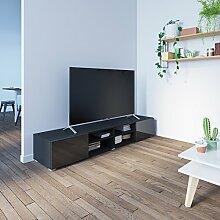 Wood & Colors Sidney B3 Mobile TV, Holz veredelt,