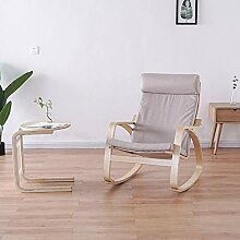 Wood customization Schaukelstuhl Couch balkonstuhl