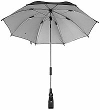 Wood.L Buggy-Regenschirm-Kinderwagen-Sonnenschirm,