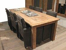 Wooden Affairs Esstisch Santoso - Tisch aus altem