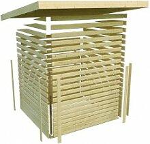 Woodfeeling Holz-Gartenhaus Askola 6 Pultdach 19