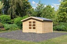 Woodfeeling Holz Gartenhaus Bayreuth 5 - 28mm