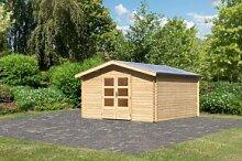 Woodfeeling Holz Gartenhaus Bayreuth 6 - 28mm