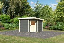 Woodfeeling Holz Gartenhaus Neuruppin 3 - 28mm