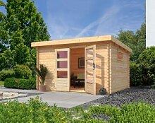 Woodfeeling Holz Gartenhaus Trittau 4 - 38mm