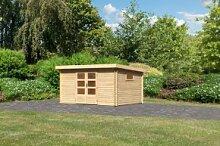 Woodfeeling Holz Gartenhaus Trittau 5 - 38mm