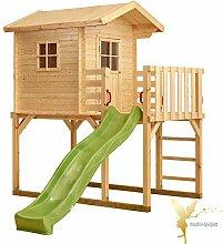 Woodinis-Spielplatz(R) Kinder-Spielhaus auf