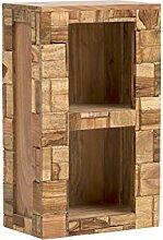 Woodkings® Bad Hängeschrank Baddi Holz Akazie