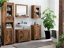 Woodkings® Bad Set Lagos Echtholz Palisander