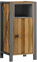Woodkings® Bad Unterschrank Detroit recyceltes
