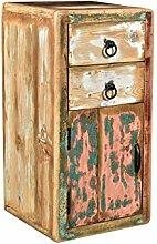 Woodkings® Bad Unterschrank Kalkutta recyceltes