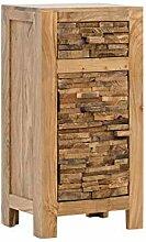 Woodkings® Bad Unterschrank Matay Holz Akazie