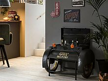 Woodkings® Bar Delivery Car Vintage Design