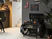 Woodkings® Bar Delivery Car Vintage Design