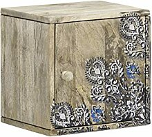 Woodkings® Hängeschrank Alcudia 30x30 Holz Mango