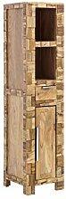 Woodkings® Hochschrank Baddi Holz Akazie