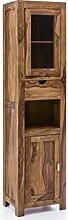 Woodkings® Hochschrank Lagos Echtholz Palisander