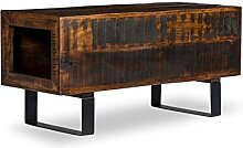 Woodkings® Sitzbank Woodend, Akazie massiv,