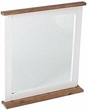 Woodkings Spiegel 71x77cm Kimbell Holz Akazie,