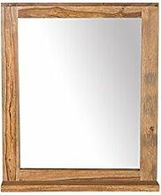 Woodkings Spiegel Leeston 68x78 cm Echtholz