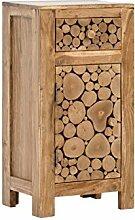 Woodkings® Unterschrank Katha Holz Akazie