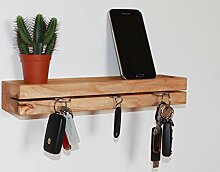 Woodkopf Schlüsselbrett,
