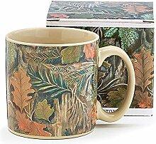 Woodland Camo 13 oz Keramik-Becher