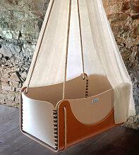 Woodly Babyschaukel ´´Roll´´ - hängendes