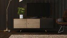 Woodman TV-Board Daniel, mit Soft Close Funktion,