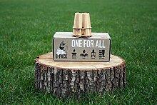 Woodson 6 - Pack 100% ökologische Feueranzünder