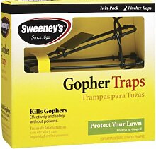 Woodstream-Sieger 9013 2 Count Gopher Traps