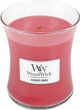 Woodwick 92081 Duftkerze im Glas mit Holzdeckel