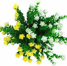 Wootkey Künstliche Blumen Outdoor UV-beständig