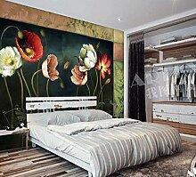 WORINA Europäische schlafzimmer tapete 3d